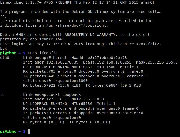 Tutorial: IP Adresse des Raspberry Pi herausfinden
